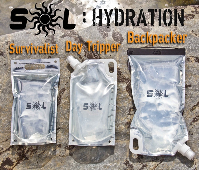 Three Bag Designs