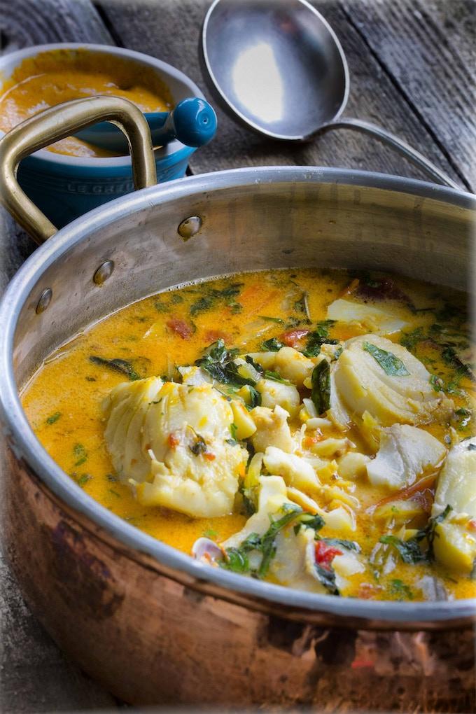Bourride: Provençal Seafood Stew