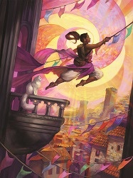 Fortune's Favor by Julie Dillon, Issue 2 cover