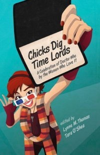Chicks Dig Time Lords cover by Katy Shuttleworth