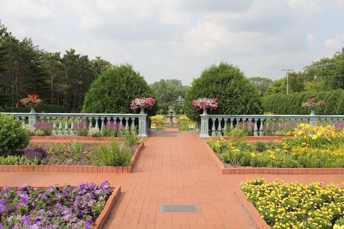 Munsinger/Clemens Garden Saint Cloud MN, an example of what a community can do