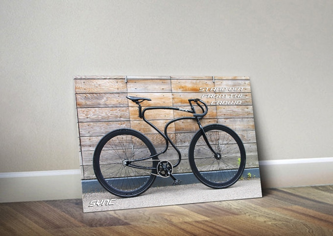 "Sync Wall Canvas (16"" x 24"")"