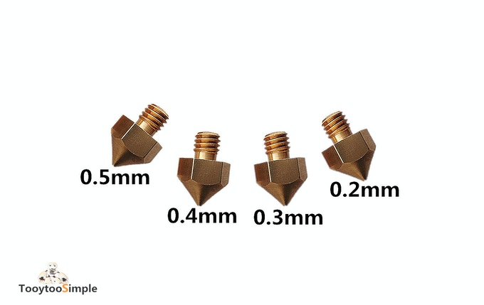Simple V1 - Nozzle  full size