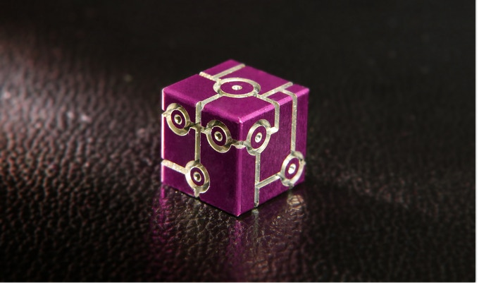 Purple adonized