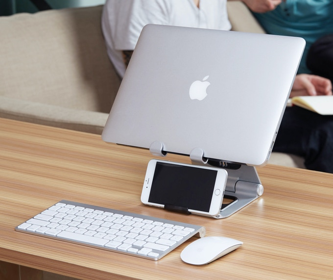 the world 39 s best laptop stand the apex revolution by sano creative design lab kickstarter. Black Bedroom Furniture Sets. Home Design Ideas