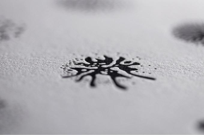 A single printed glyph.
