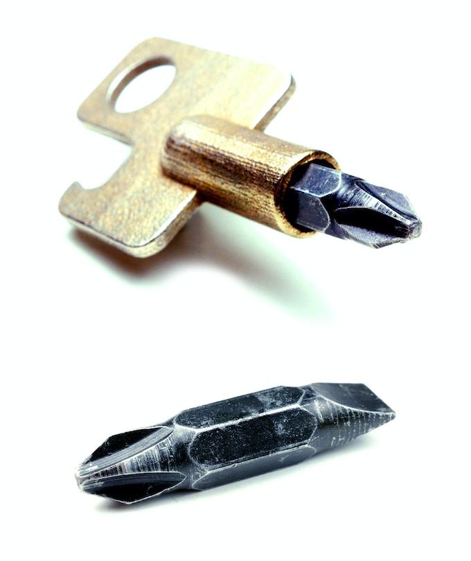 Screwdriver - MINI: phillips/flathead bit