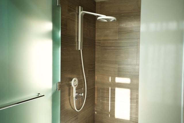 Nebia Shower - Better experience, 70% less water by Nebia — Kickstarter