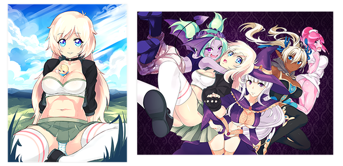 Get both of these prints, PLUS vote on your favorite design for the third print!
