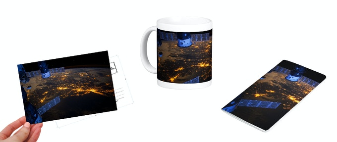 Customize your reward with any of the pictures from our catalog
