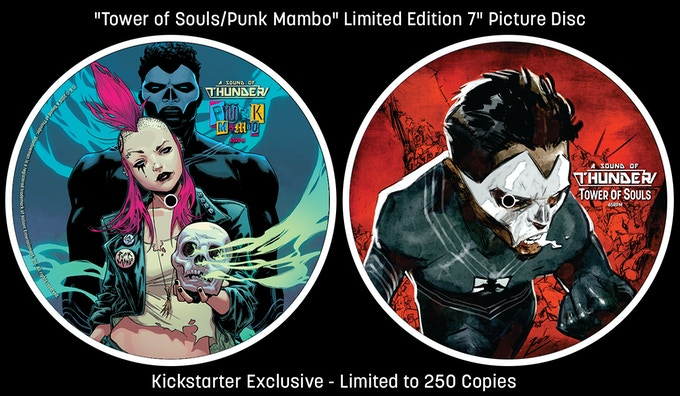 """7"""" Picture Disc - Limited to 250 Copies"""