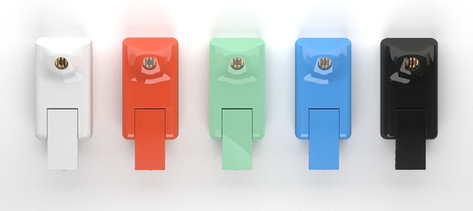 If we reach our stretch goal, we can make Bevel in 5 colors!