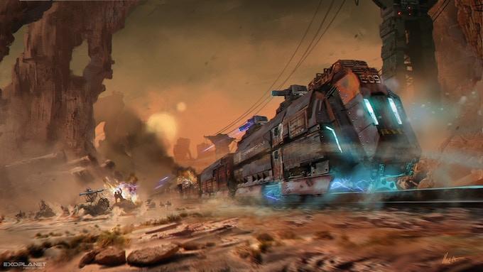 Exoplanet: First Contact by Alersteam — Kickstarter