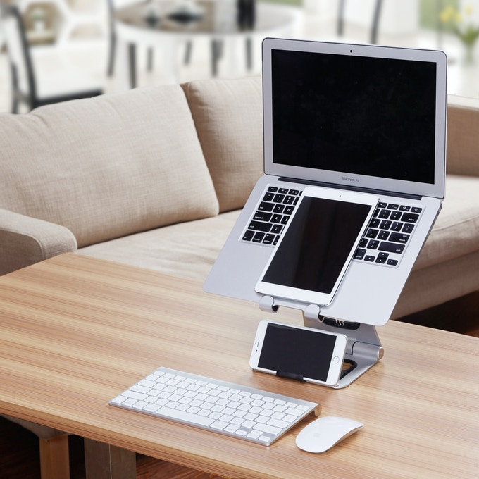 The World S Best Laptop Stand The Apex Revolution By