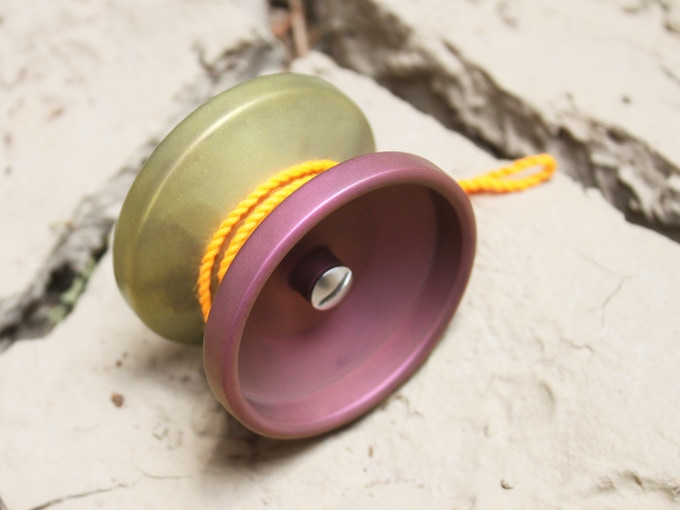 Ti-Yo | Pink/Straw color way
