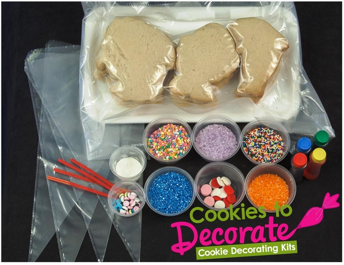Cookies to Decorate Kit