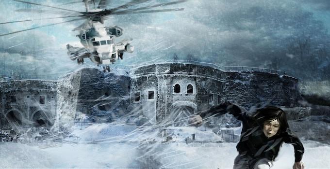 WARRIOR NUN: Compound Escape
