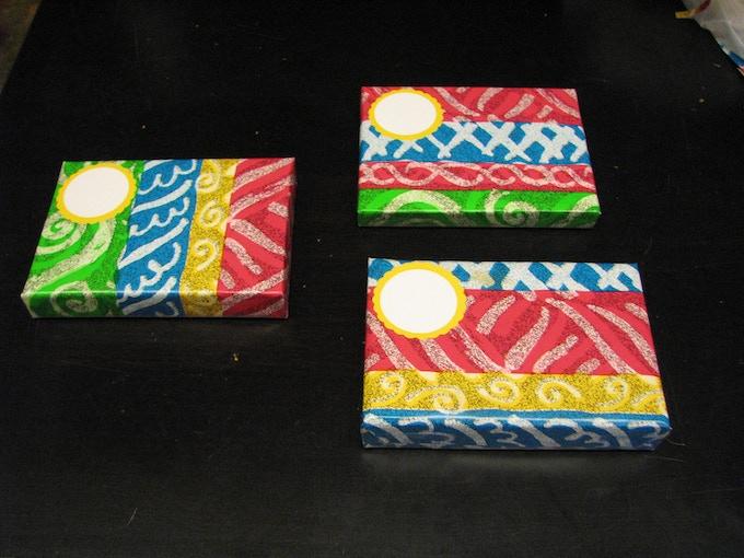 Gift wrap option 1