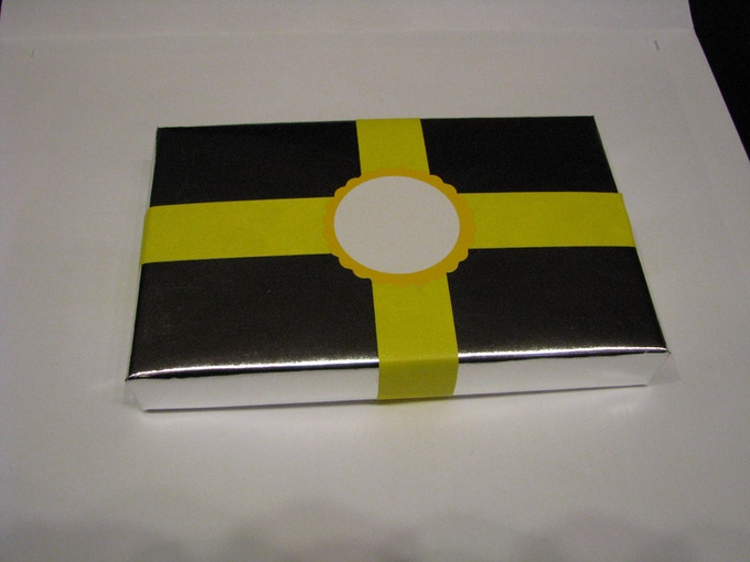 Gift wrap option 2