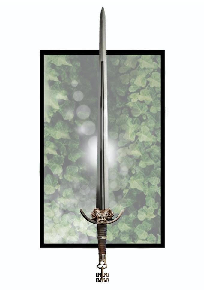 The Sword of Andrin Gwindah.