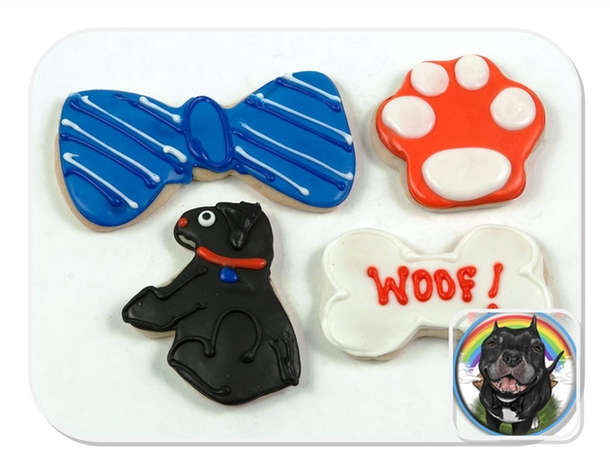 Mr. Mo Project Cookies To Decorate Kit