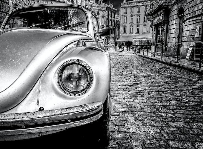 Cox in Bordeaux