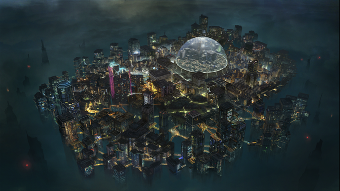 The World Map: Echo Tokyo