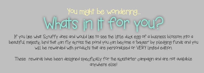 Be part of something special and receive something extra special!