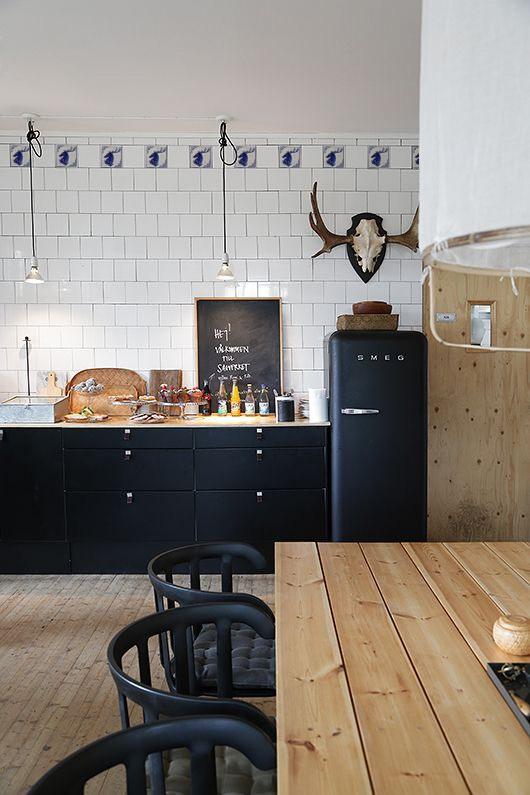 Decorando la pared de tu cocina
