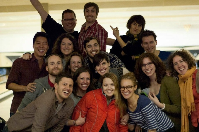 Obama 2012 digital staffers
