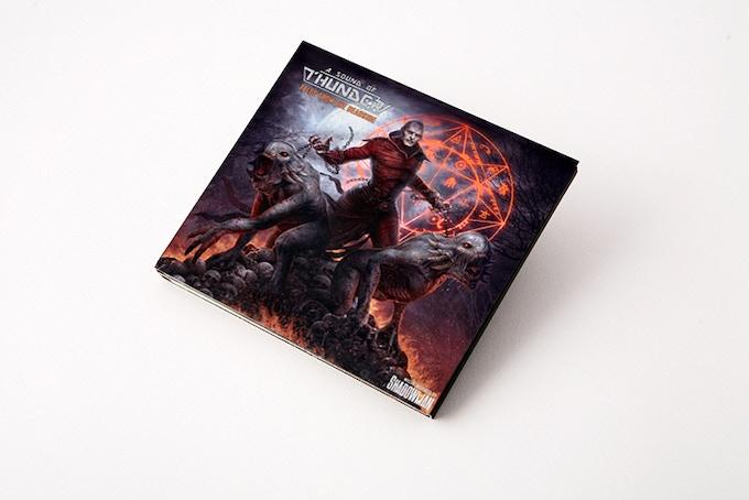 Kickstarter-Edition CD