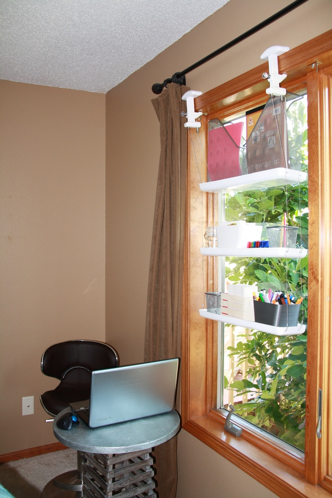 Use your windows to organize your life!