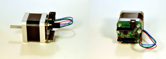 The uStepper prototype