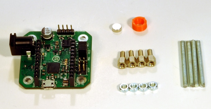uStepper base kit (prototype)