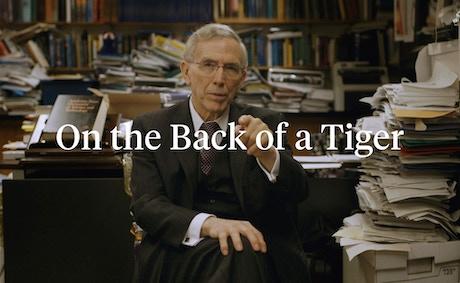 On the Back of a Tiger by Jeremy Stuart & Brad Abrahams ...