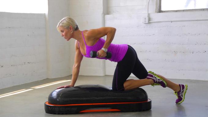 Exercise #303: Dumbell lift