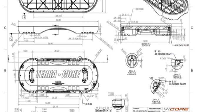 The Terra Core by Greg Nigro —Kickstarter