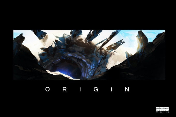 ORiGiN CG Story Board #3