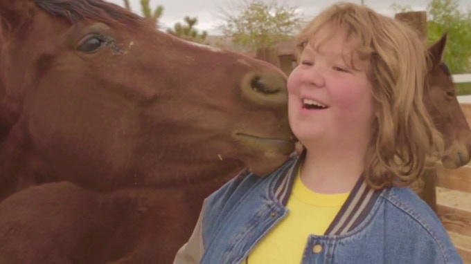 White Rock Rescue Ranch, California : training horses rescued from slaughter for equine therapy to treat children and adults with autism, PTSD and behavioral challenges.
