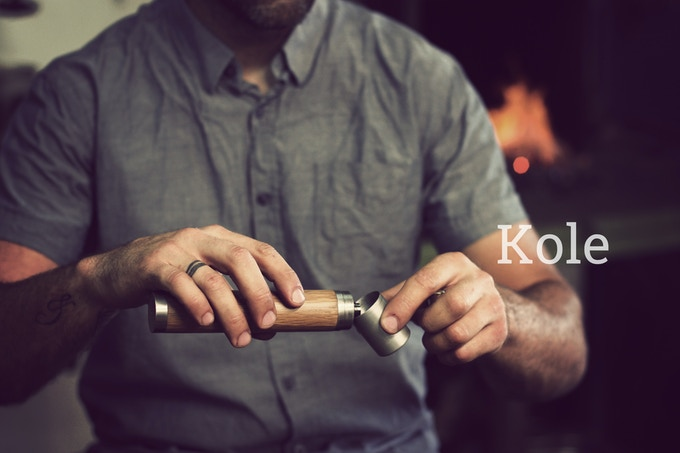 Kole is more than an accessory, it's a companion