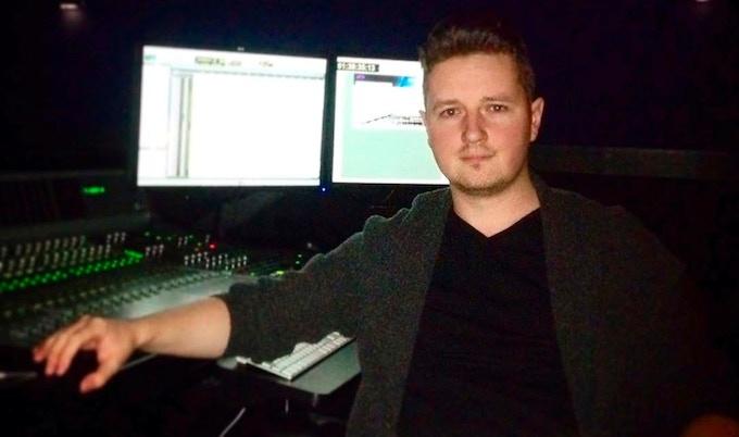 Composer Wlad Marhulets