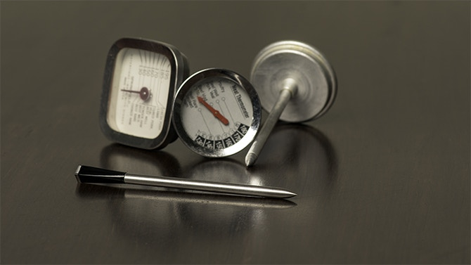 Meater is smarter than the average analog thermometer.