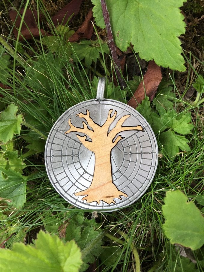 Temple of Promise Tree Medallion