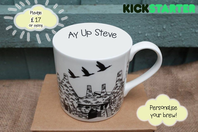 Personalise your cuppa!