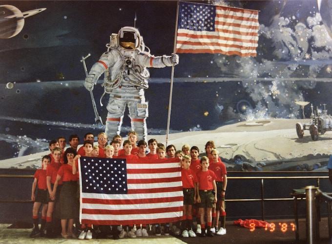 Troop 514 visits NASA