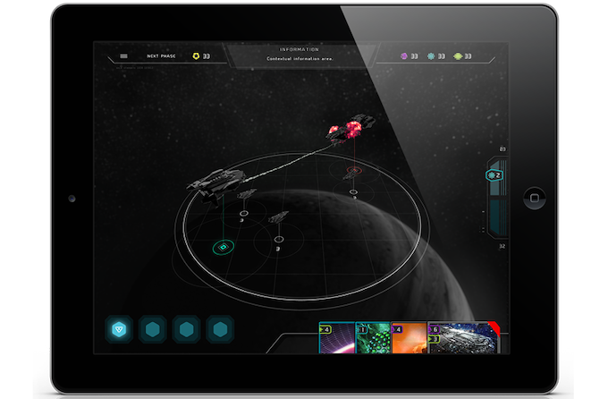 A mockup of our UI that will be implemented when we hit its stretch goal