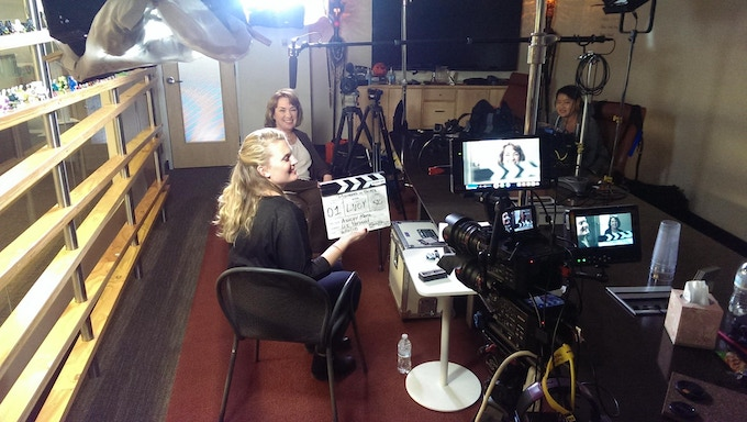 On camera with Lucy Sanders, CEO of NCWIT.  Lucy shares why women tend to run into land mines that make it hard for them to move up in their careers.  Often it's due to an invisible bias that both women and men are unwittingly following.