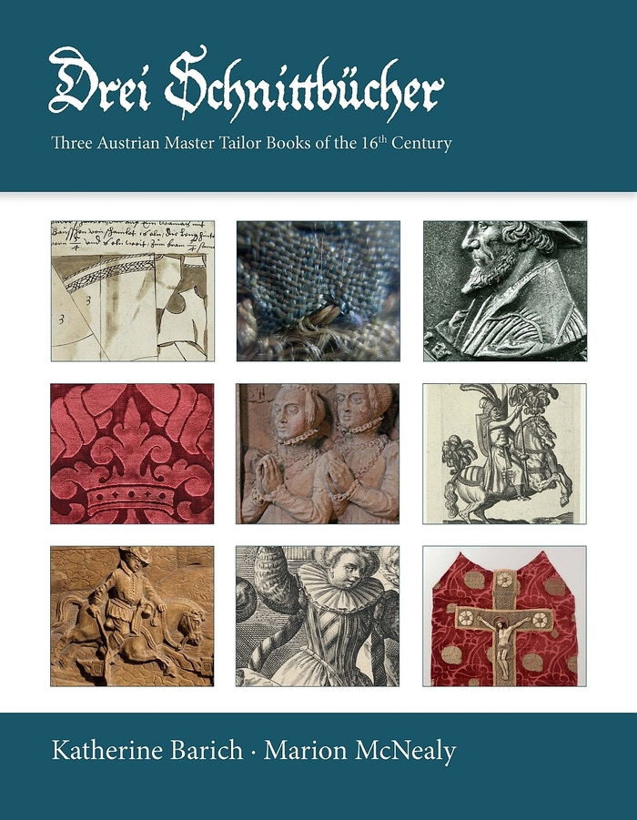 Now available on Amazon. Three rare 16th c tailoring manuscripts translated into English, with photos, diagrams, and descriptive text.