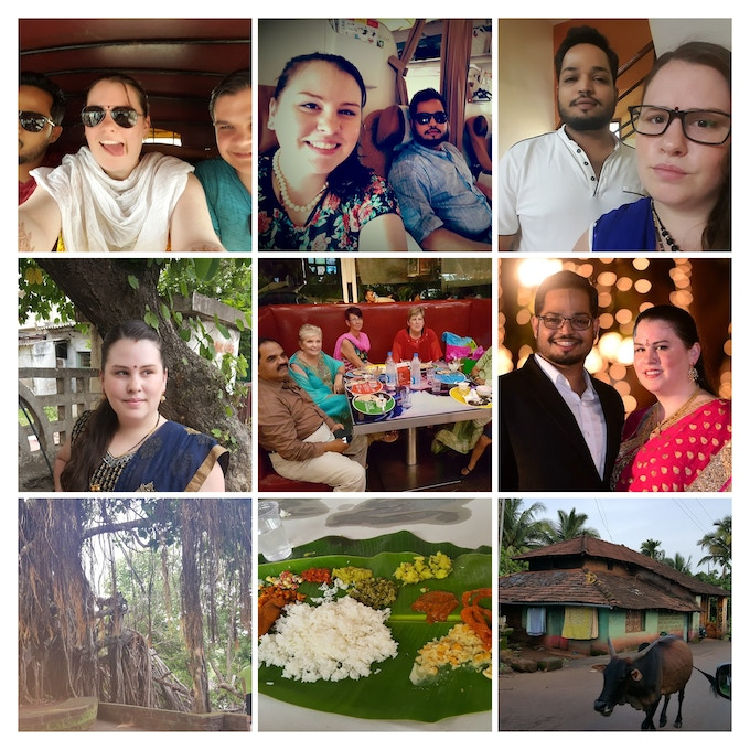 Our Recent Trip to India