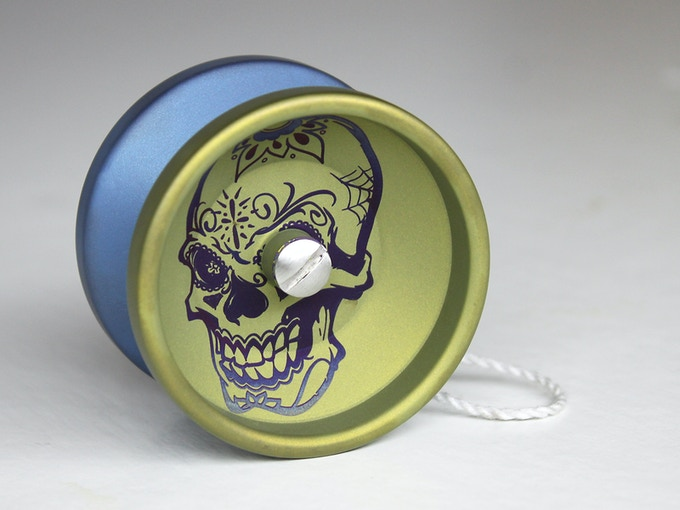 Skull Lazano Straw/Purple